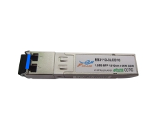 Spring-Latch SFP Transceiver 20KM