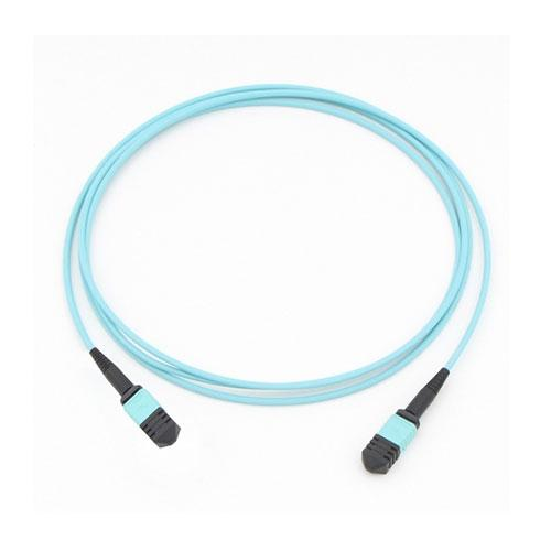 12 Fiber MPO(Female)-MPO(Female) Fiber Optic Cable